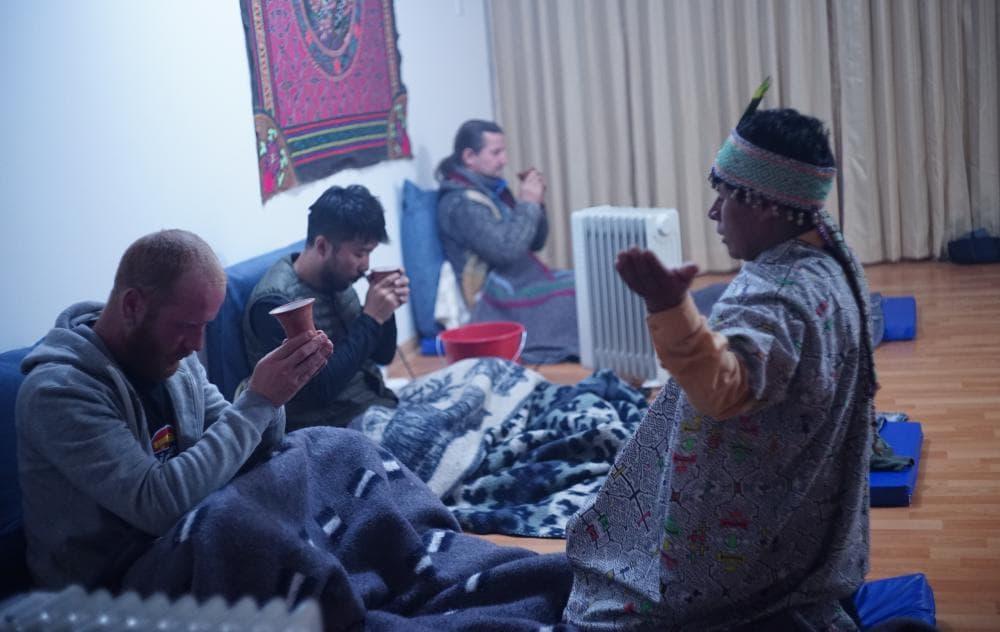 Retiro de ayahuasca de cuatro días