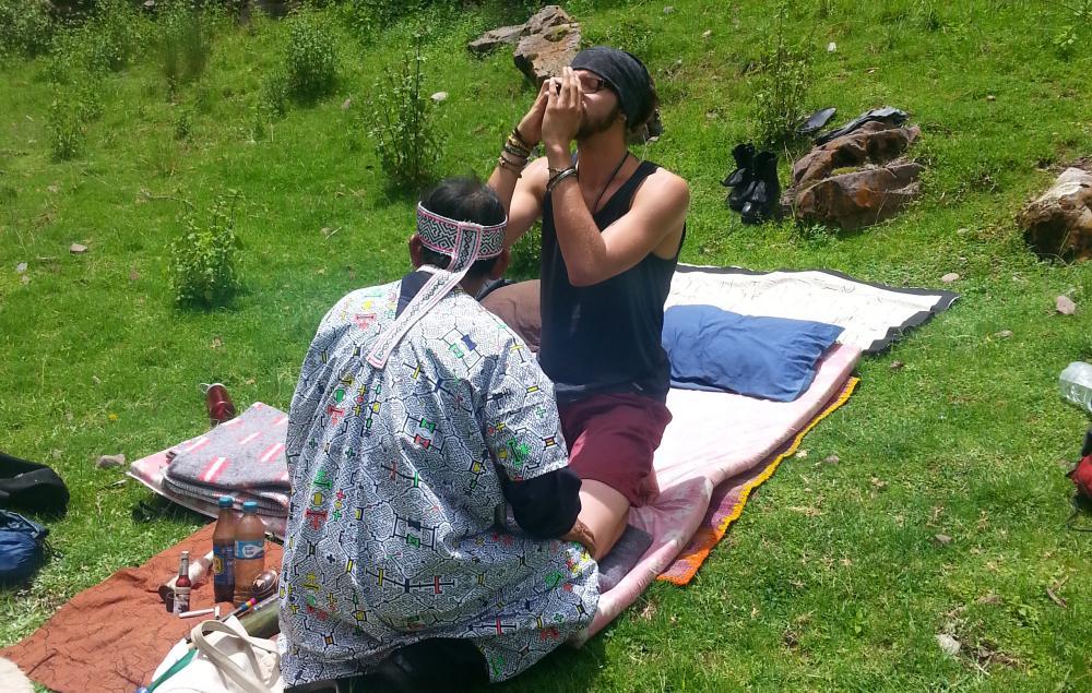 Ceremonia de ayahuasca en el Peru 4 dias