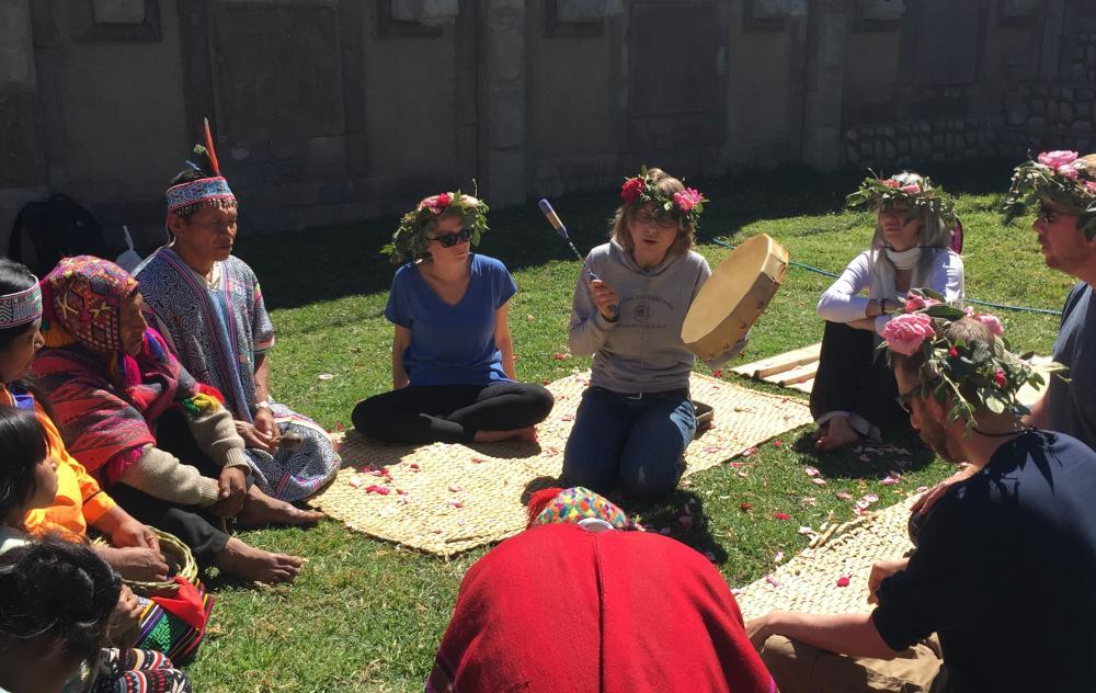 Retiro de ayahuasca de seis días