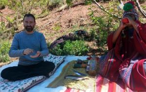 Retiro de ayahuasca nueve días
