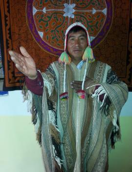 ceremonia ayahausca Peru